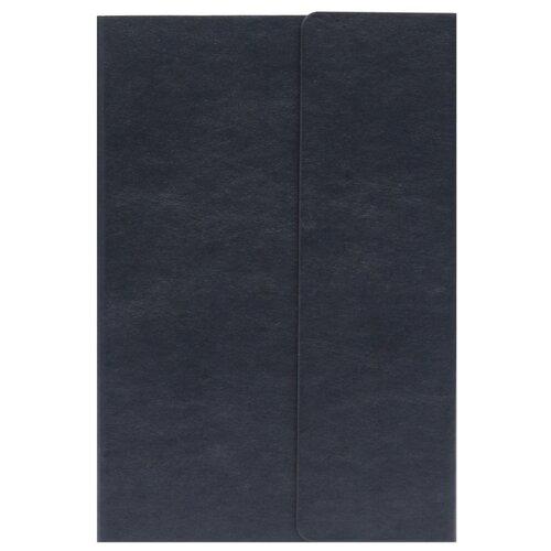 Купить Ежедневник Collezione Бизнеснедатированный, искусственная кожа, А5, 136 листов, темно-синий, Ежедневники, записные книжки