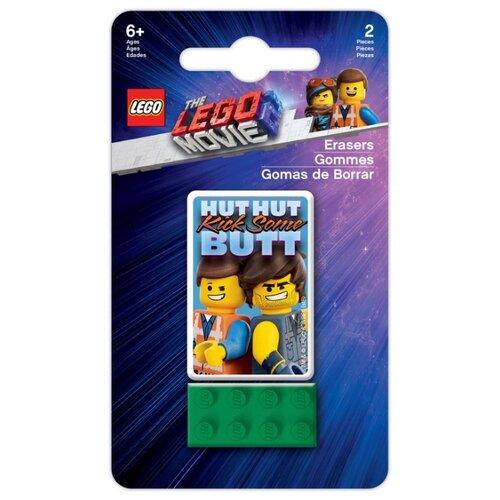 LEGO Набор ластиков Movie 2 Galactic 2 шт.Ластики<br>