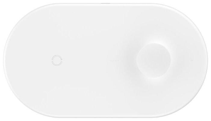 Сетевая зарядка Baseus Smart 2 in 1 WX2IN1