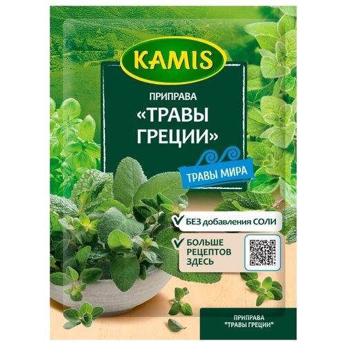 KAMIS Приправа Травы Греции, 10 гСпеции, приправы и пряности<br>