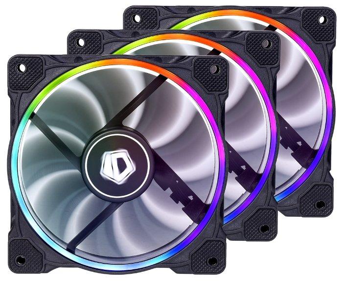 ID-COOLING Система охлаждения для корпуса ID-COOLING ZF-12025-RGB-TRIO