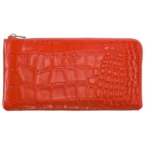 Кошелек Dr.Koffer X510322-171, натуральная кожа красный кошелек reconds сompact натуральная кожа красный
