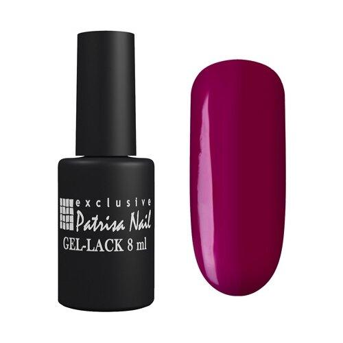 Гель-лак для ногтей Patrisa Nail Авангард, 8 мл, 306 вишневый гель лак для ногтей patrisa nail volcanic 8 мл v17 темная морская волна с микрошиммером