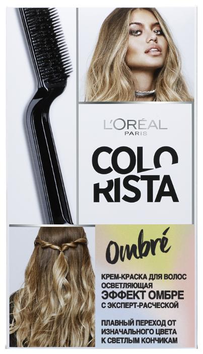 L'Oreal Paris Colorista Крем-краска для волос осветляющая Ombre
