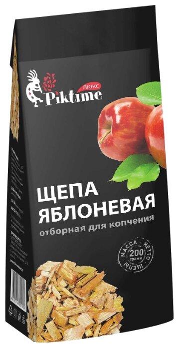 Piktime Щепа для копчения, яблоневая, 200 г
