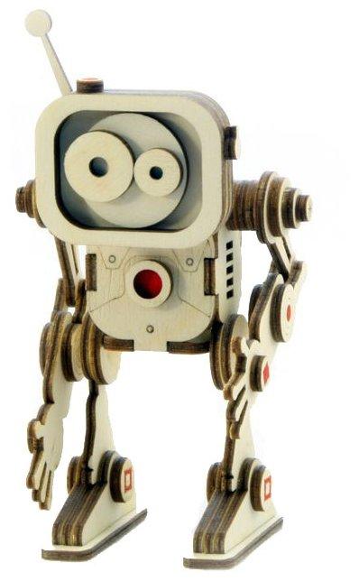 Сборная модель Lemmo Робот Флеш (Р-2),,