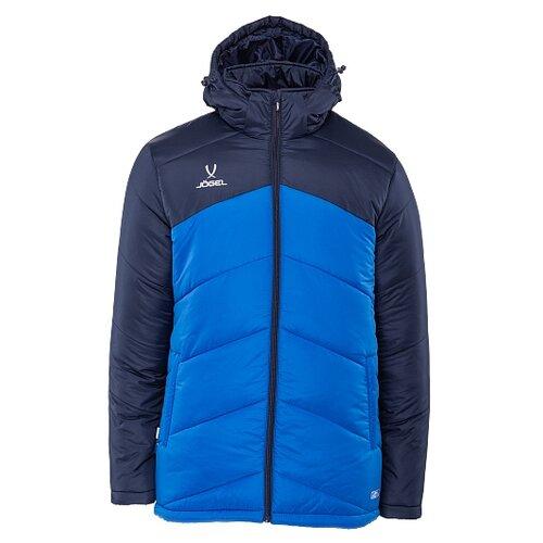 Куртка Jögel размер XS, темно-синий/синий/белый юбка oodji ultra цвет темно синий 14100019 1 43642 7900n размер xs 42