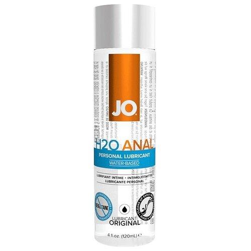 Гель-смазка JO H2O Anal Original 120 мл флакон