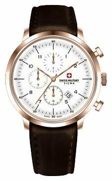 Наручные часы Swiss Military by Sigma SM601.512.03.019