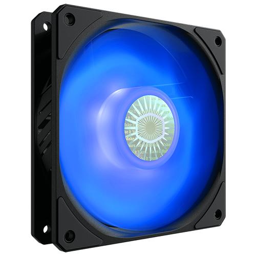 Вентилятор для корпуса Cooler Master SickleFlow 120 черный/синяя подсветка 1 шт.