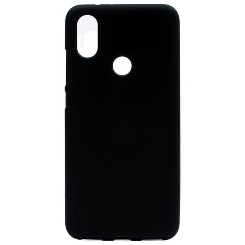 Чехол Gosso 197572W для Xiaomi Mi6X / Mi A2 черный  - купить со скидкой