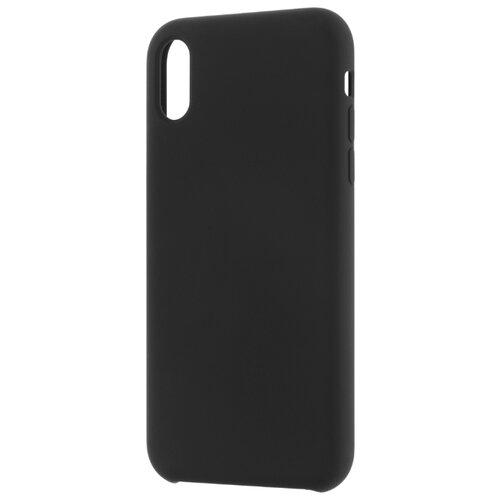 Купить Чехол INTERSTEP Soft-Touch для Apple iPhone Xr черный