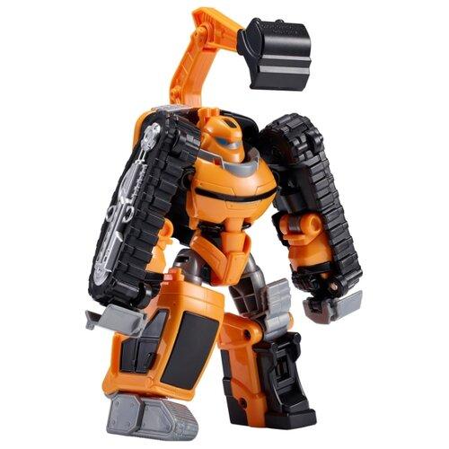 Купить Трансформер YOUNG TOYS Tobot Mini Athlon Rocky 301071 оранжевый, Роботы и трансформеры