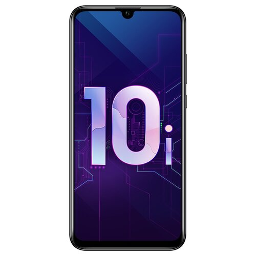 Смартфон Honor 10i 128GB черный (51093SKN) смартфон honor 10i black