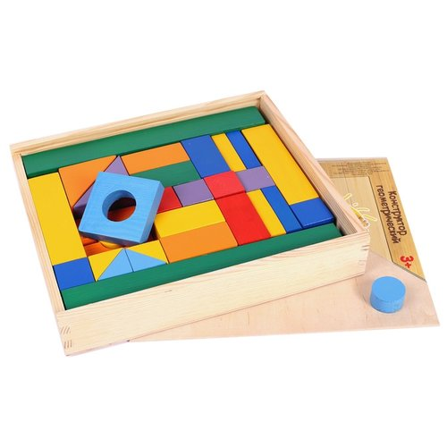 Купить Кубики PAREMO конструктор PE117-11, Детские кубики