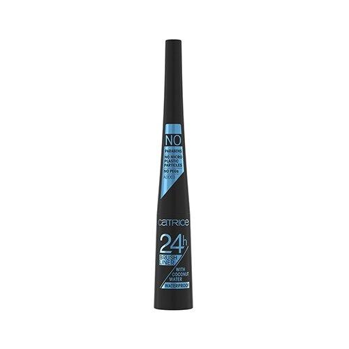 CATRICE Подводка для глаз 24h Brush Liner Waterproof, оттенок 010 ultra black