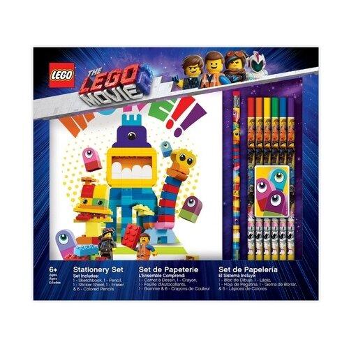 Купить LEGO канцелярский набор для рисования Movie 2 Duplo (52305), Наборы для рисования