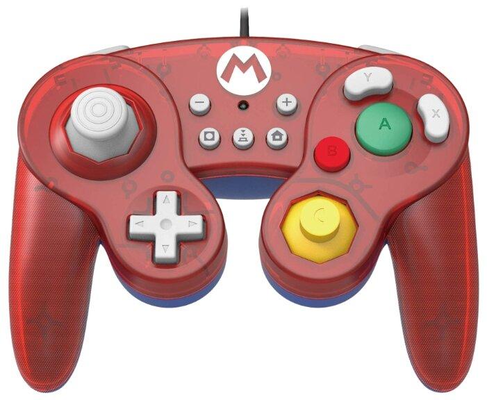 HORI Геймпад HORI Battle Pad Mario