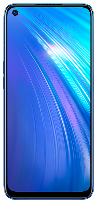 Смартфон realme 6 8/128GB — купить по выгодной цене на Яндекс.Маркете