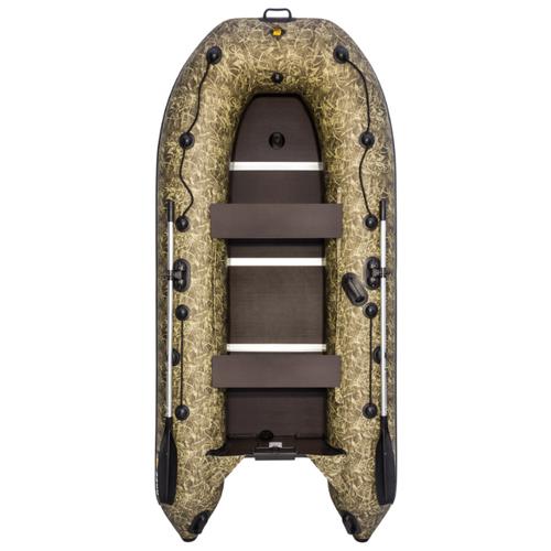 цена на Надувная лодка Ривьера Ривьера Компакт 3200 СК Камуфляж (камыш)