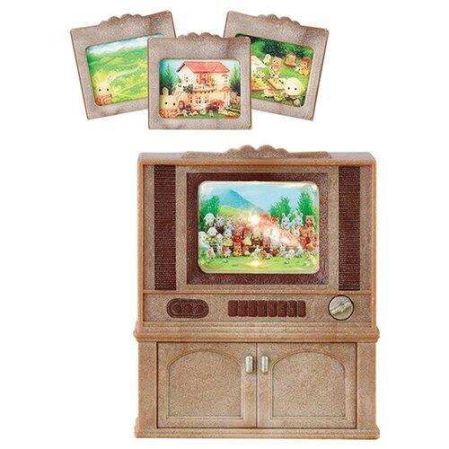 Купить Игровой набор Sylvanian Families Цветной телевизор 2903, Игровые наборы и фигурки