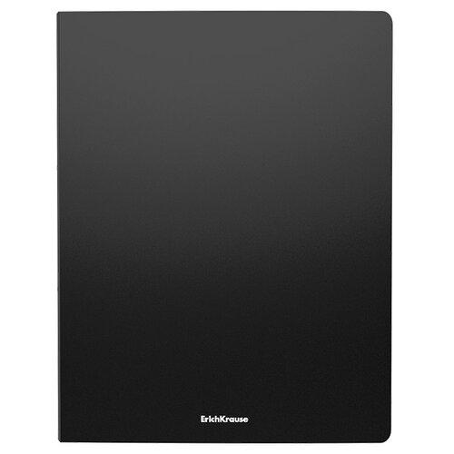 Купить ErichKrause Папка файловая с 20 карманами Matt classic A4, 4 штуки черный, Файлы и папки