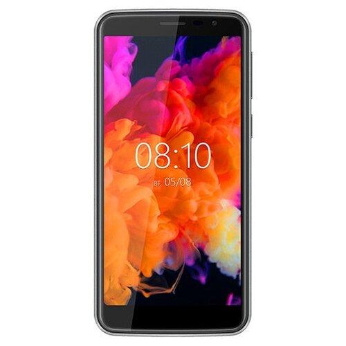 Смартфон BQ 5004G Fox черный смартфон
