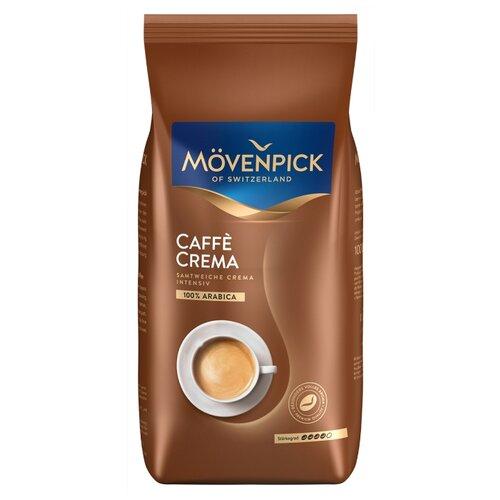 Кофе в зернах Movenpick Caffe Crema, арабика, 1 кг кофе в зернах caffe carraro crema italiano 1 кг