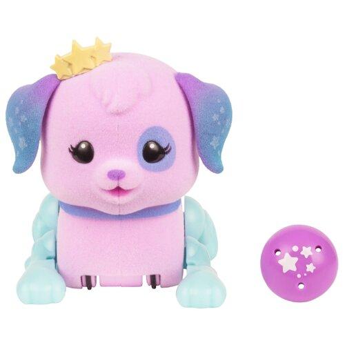 Купить Интерактивная игрушка робот Moose Little Live Pets Щенок с мячиком созвездие, Роботы и трансформеры