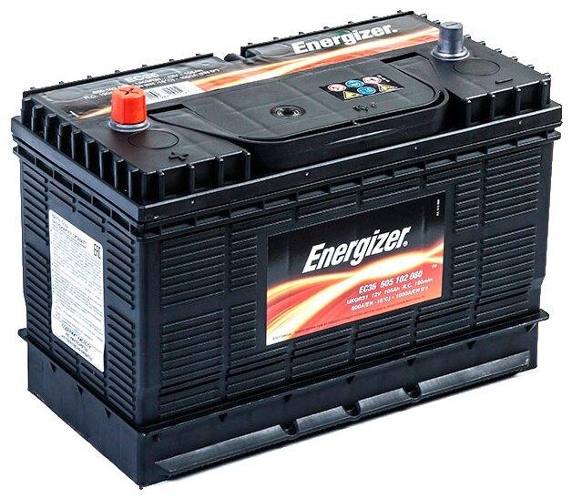 Аккумулятор Energizer Commercial EC36