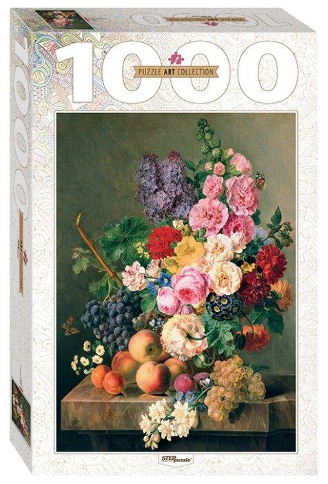 Пазл Step puzzle Art Collection Букет (79150) , элементов: 1000 шт.