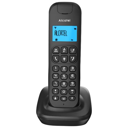 Купить Радиотелефон Alcatel E132 New черный