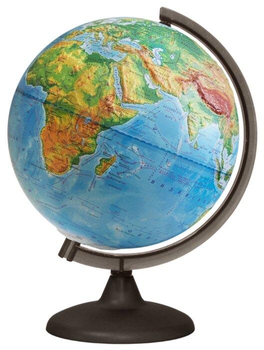 Глобус физический Глобусный мир 250 мм (10179)