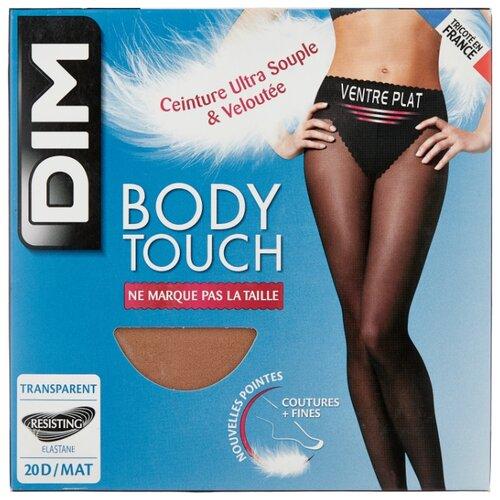 Колготки DIM Body Touch Ventre Plat 20 den, размер 1, peau doree (бежевый) колготки dim body touch ventre plat 20 den размер 1 peau doree бежевый