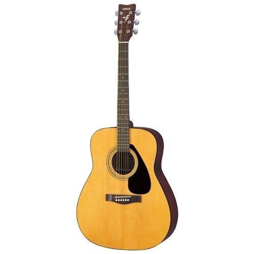 Фото - Вестерн-гитара YAMAHA F310 Natural акустическая гитара yamaha fs820 turquoise