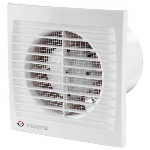 Вытяжной вентилятор VENTS 125 СВТ, белый 16 Вт