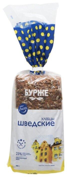 Fazer Хлебцы Шведские Бурже пшеничный