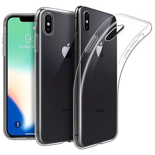 Чехол Gosso 153654 для Apple iPhone X/Xs прозрачныйЧехлы<br>