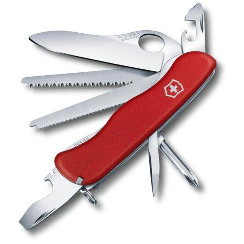 Нож многофункциональный VICTORINOX Locksmith (14 функций) красный