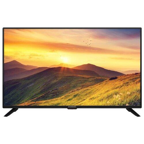 Фото - Телевизор STARWIND SW-LED43SA300 43 (2019) черный телевизор akai les 43v90м 43 2019 черный