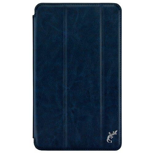 Чехол G-Case Slim Premium для Samsung Galaxy Tab A 8.0 SM-T380 темно-синий чехол g case для samsung galaxy tab a 8 sm t380 sm t385 slim premium dark blue gg 910