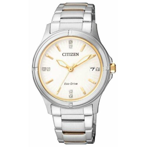 Фото - Наручные часы CITIZEN FE6054-54A наручные часы citizen fe6054 54a