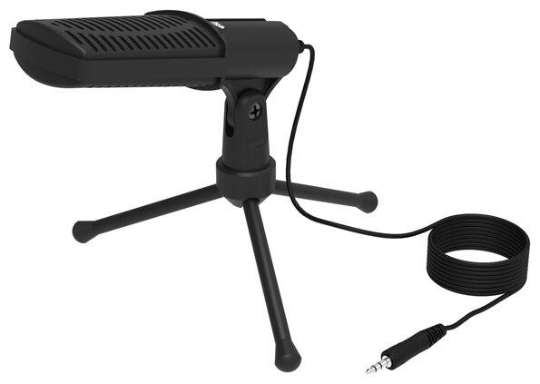 Микрофон Ritmix RDM-125 черный фото 1