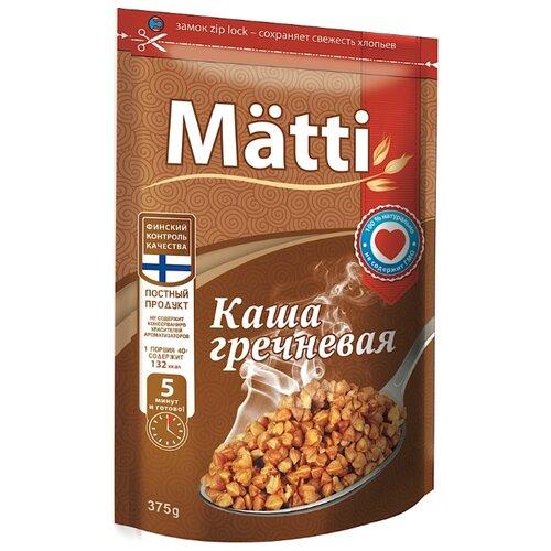 цена на Matti Каша гречневая, 375 г