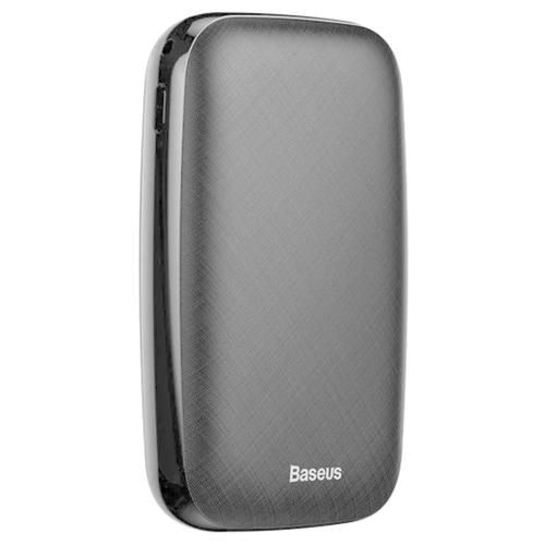 Аккумулятор Baseus Mini Q Power Bank 10000mah, черный аккумулятор baseus mini s type c cable 10000mah черный