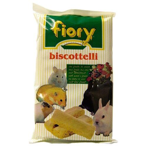 Лакомство для грызунов Fiory Biscottelli с ягодами 35 гЛакомства для грызунов<br>