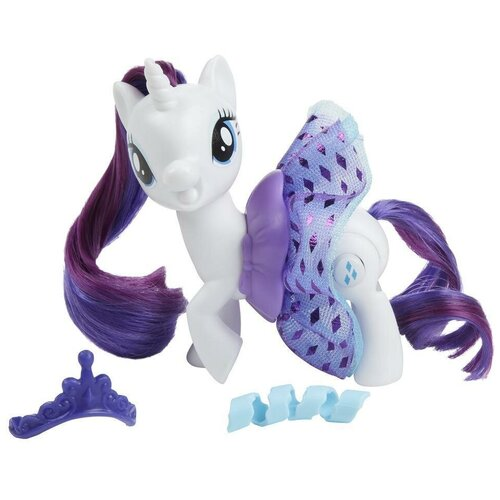 Фигурка My Little Pony My Little Pony Рарити в блестящей юбке E0688 pony