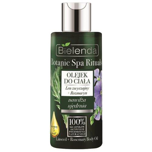 Масло для тела Bielenda Botanic Spa Rituals лен + розмарин, 75 мл rituals cosmetics купить в барселоне