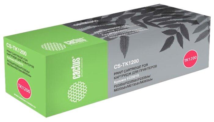 Картридж cactus CS-TK1200, совместимый