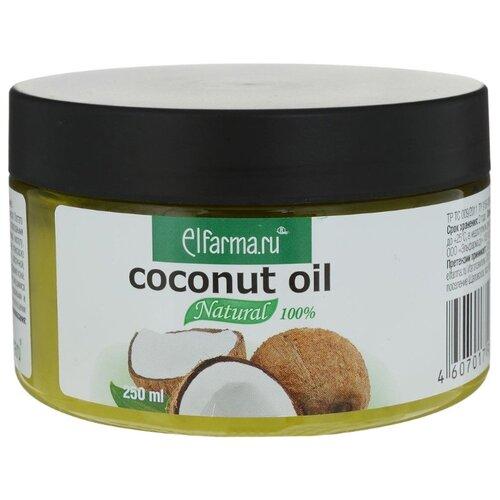 Масло для тела Elfarma кокосовое, 250 мл